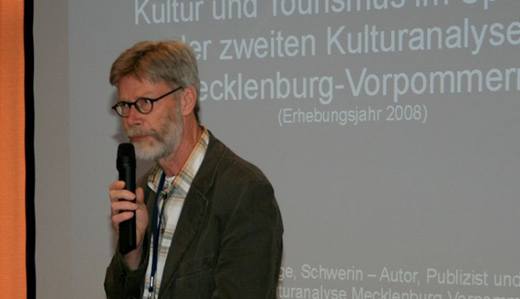 Tourismusforum 2011 – Referent Dr. Wolf Karge