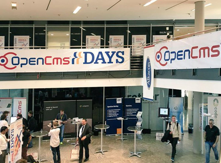OpenCMS-Days in Köln