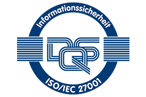 DQS Informationssicherheit ISO/IEC 27001